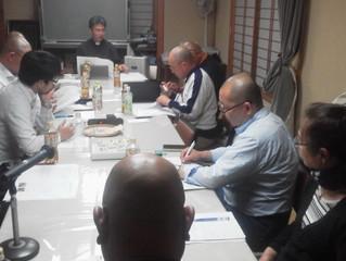北海道東北臨床宗教師会 理事会