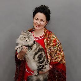 Cattery of Siberian cat Baikaltengri