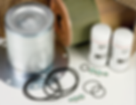 Запчасти и наборы ТО для компрессоров Atlas Copro