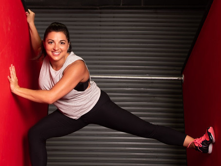 Q&A with Christina Gambino of Jumptwist Ninja Academy Palm Beach Illustrated By Liza Smith