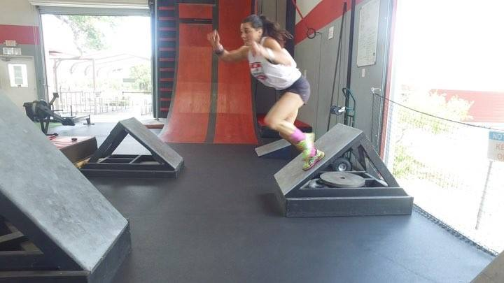 Let's just say...Next year I won't be falling on the first obstacle. I now have the right tools, training, and people in my life to help me become a better ninja warrior athlete and I won't stop. Today I spent 4 hours training individual obstacles, s