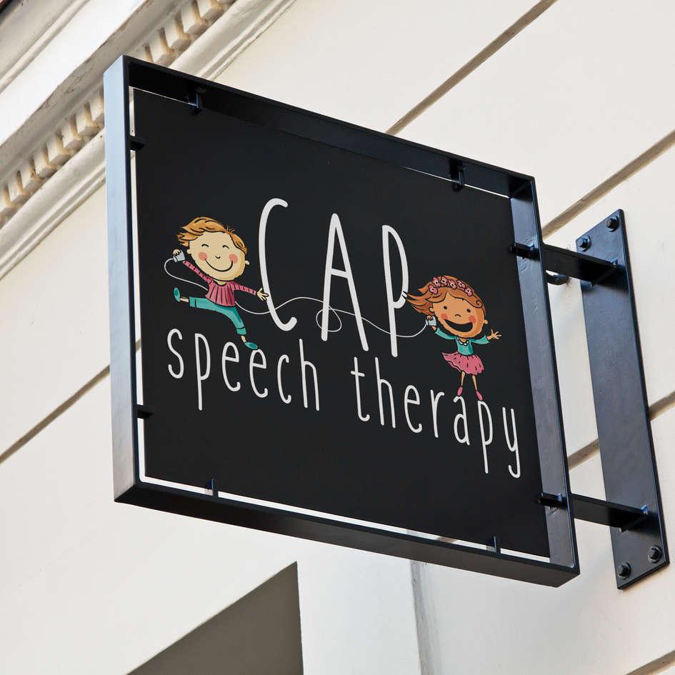 CAP Speech Logo