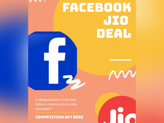 Facebook-Jio deal: A sledgehammer to develop Indian e-commerce or a data monopoly?