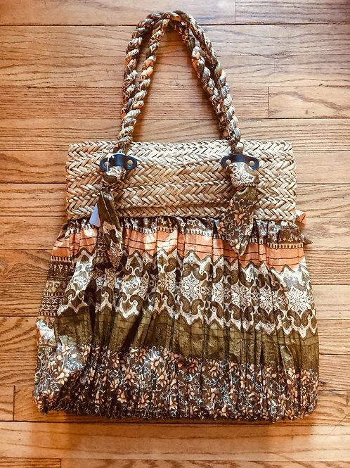 Silk Market Bag