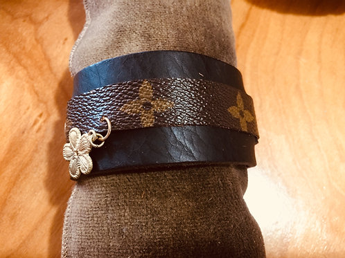 LouisVuitton Upcycled Cuff