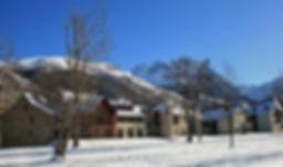Photo du précédent programme immobilier livré à Loudenvielle