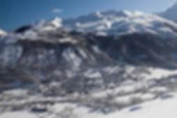 Photo de Loudenvielle en hiver