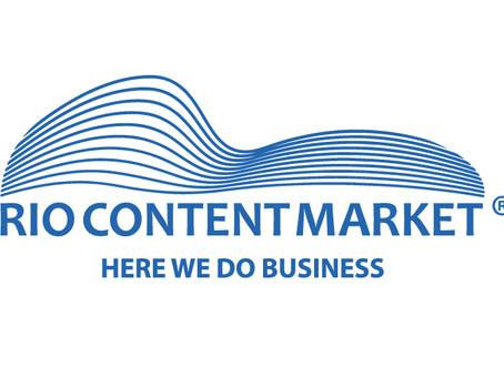 Nos bastidores do Rio Content Market - parte 2