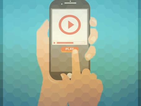 Crescimento do Conteúdo em vídeo na Internet