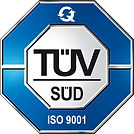 Pressure Vessels - DOT Cylinders - Bubblers  -TUV SUD ISO 9001