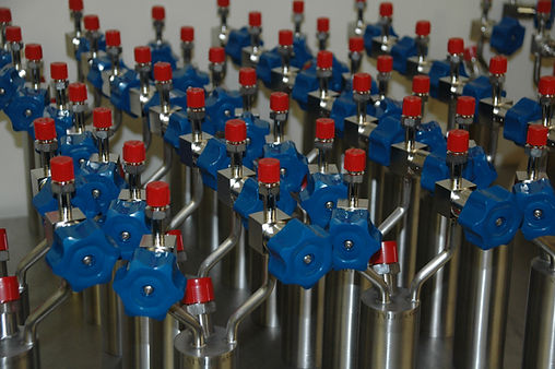Pressure Vessels - DOT Cylinders - Bubblers Manufacturing - Prototyping