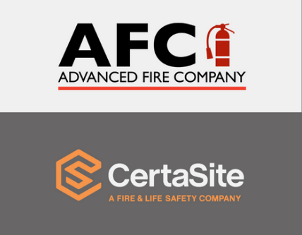 AFC, AFP & AFS Merge Forming Advanced Fire A CertaSite Company