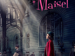 Juxtaposition and Comedy in THE MARVELOUS MRS. MAISEL