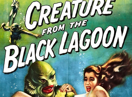 The Untold Story of the Creature from The Black Lagoon