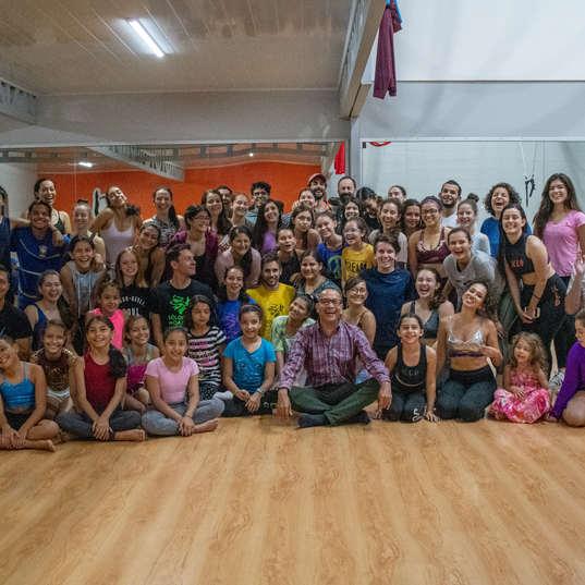 Gira Sólodos En Danza CR 19: Escuela Danza Ciudad Quesada