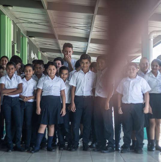 Gira Sólodos En Danza CR 19: Escuela Cuestillas