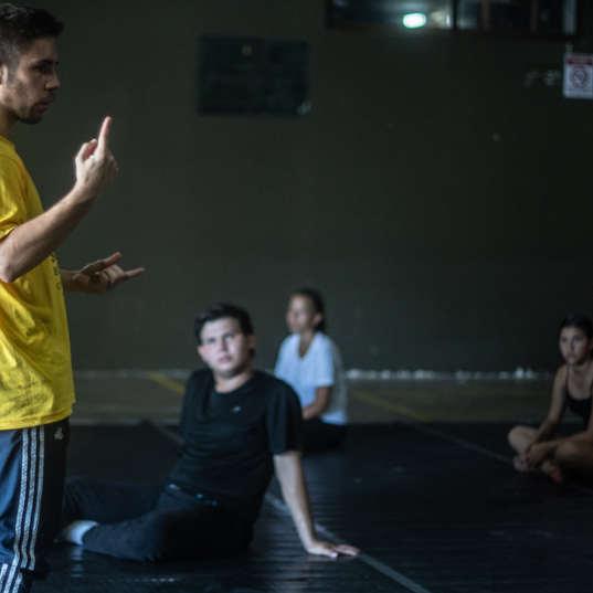 Gira Sólodos En Danza CR 19: Talleres Teatro Copasa