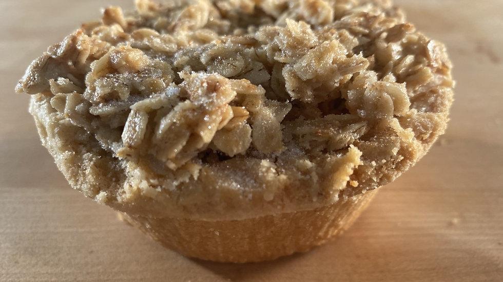 Oaty Apple Pie