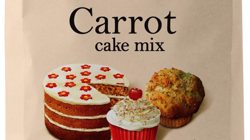 500g Carrot Cake Mix