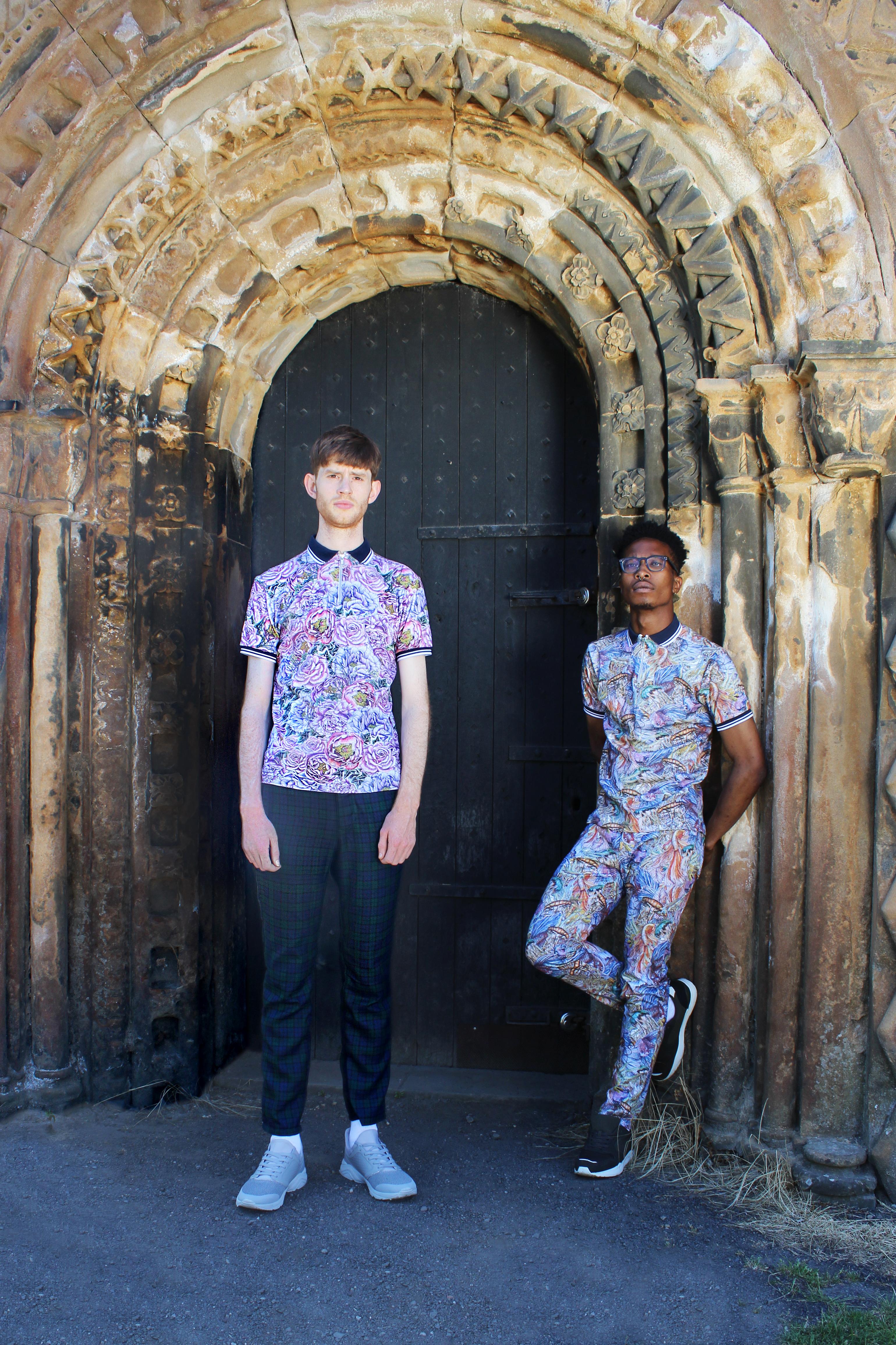 Menswear SS19 Print & Tartan