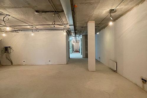 Коммерческая недвижимость, 374 м, -1 этаж
