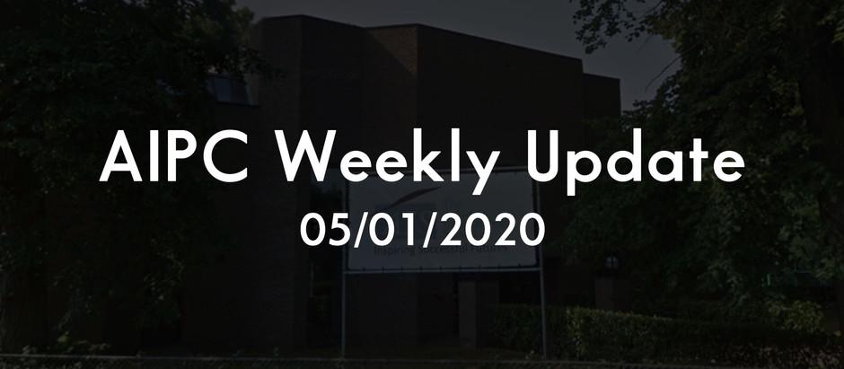 AIPC Weekly Update