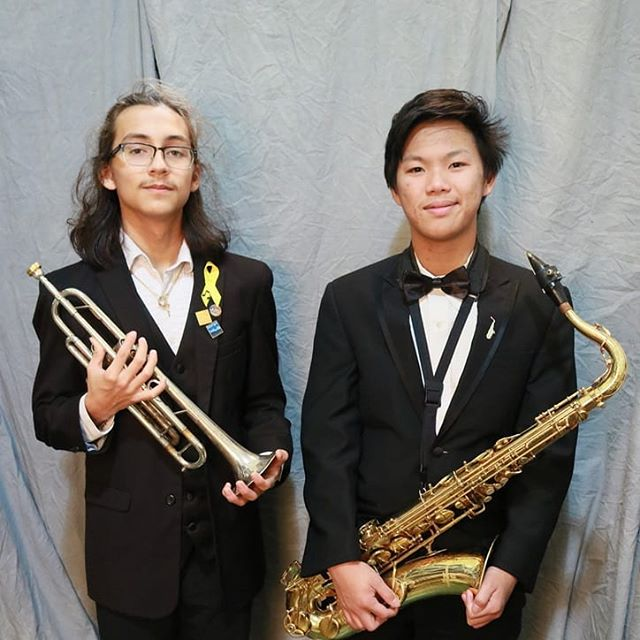 Mt Eden HS Music Students Bring Honor to