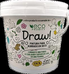 Draw!™ Kit para 1.5m2 - Rinde para un espacio creativo pequeño