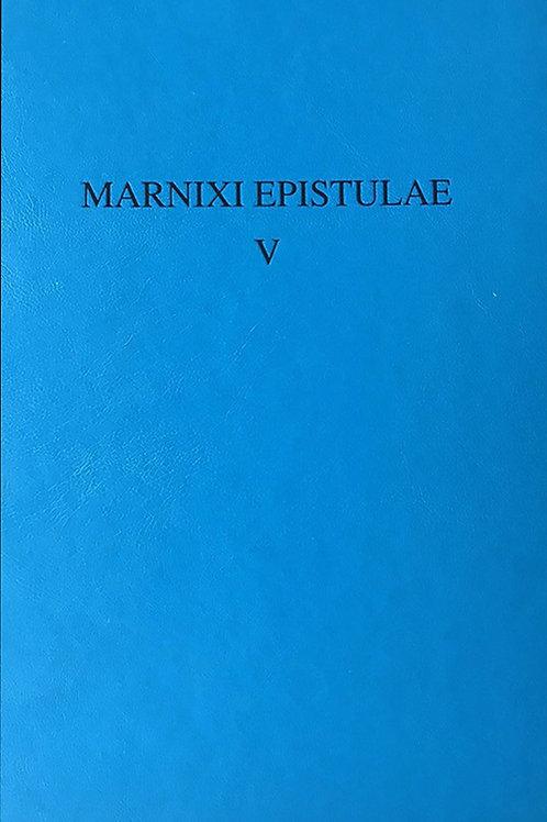 Marnix Epistulae V