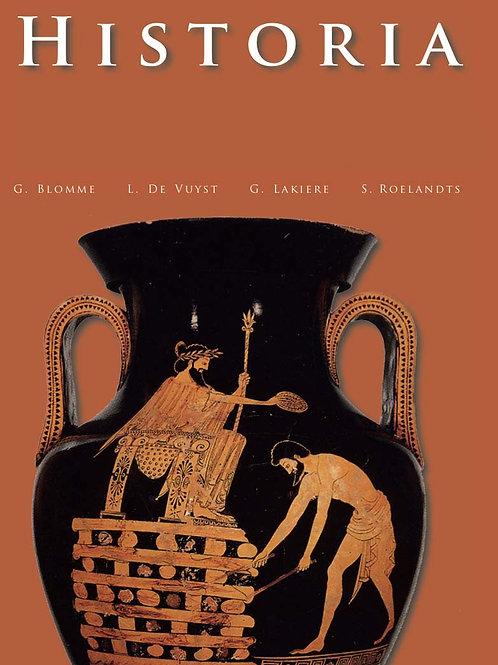 Ars legendi Historia Woordenlijst
