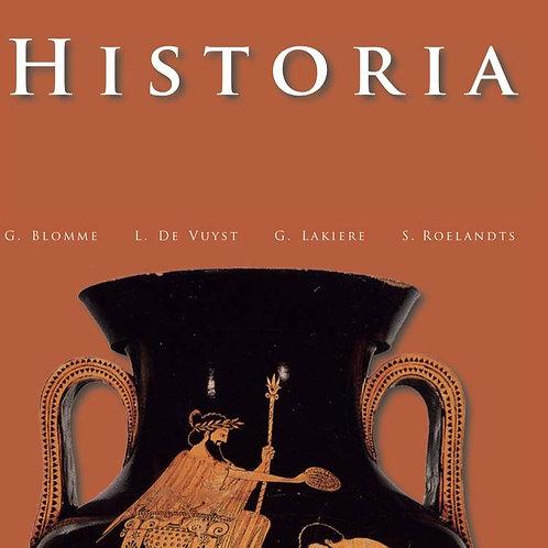 Historia Handleiding