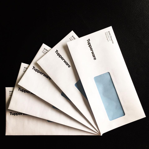 Enveloppe's