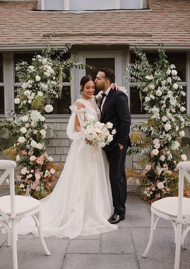 Fall Intimate Estate Wedding Inspiration