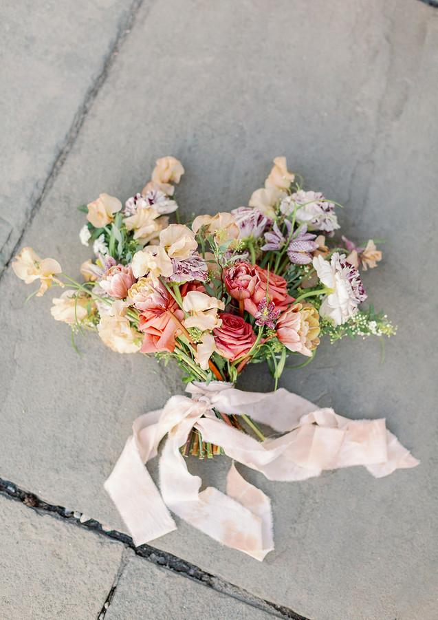 Flat Lay Bouquet