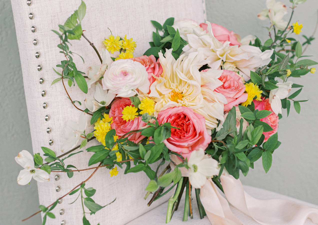 Organic Summer Bouquet