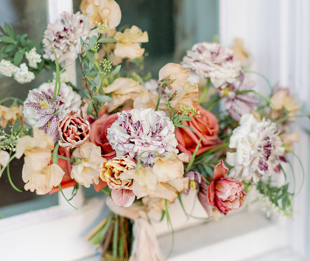 Muted Spring Bouquet