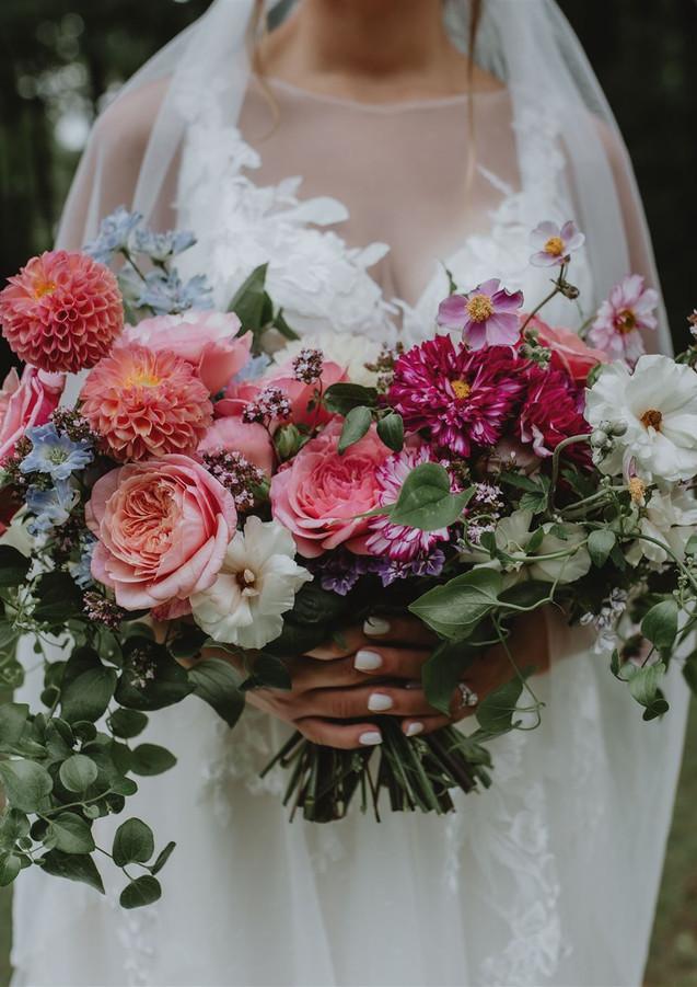 Late Summer Seasonal Bouquet