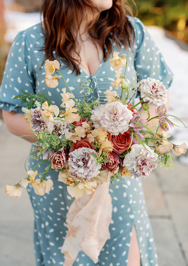 Early Spring Airy Bouquet