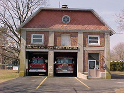 NORTH DIGHTON FIRE STATION