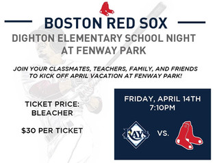 DES Night at Fenway - LIMITED TICKETS!
