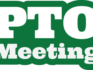 First 2016-2017 Dighton PTO Meeting
