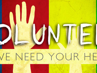 VOLUNTEERS NEEDED IN DES LIBRARY!