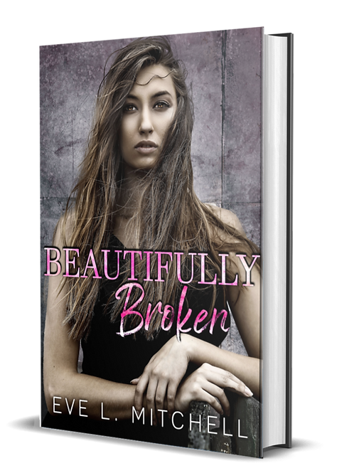 A Signed Copy of Beautifully Broken