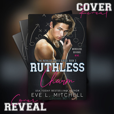 Ruthless Charm - Cover Reveal