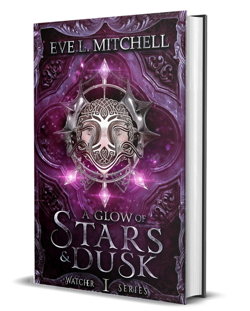 Signed copy of A Glow of Stars & Dusk