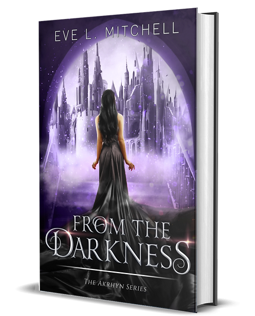 Signed copy of From the Darkness