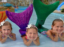 Mermaid Classes, Wesley Chapel, Floatz, Epperson Lagoon, Metro Places, SSI, Scuba Schools International, Mermaid Birthday Parties