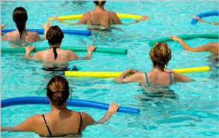 Water Aerobics, Wesley Chapel, Tampa Bay, Epperson Lagoon, Floatz
