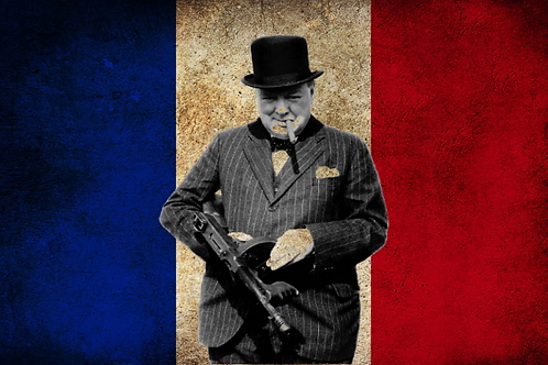 I Hate The French - The Game! (And the British...)