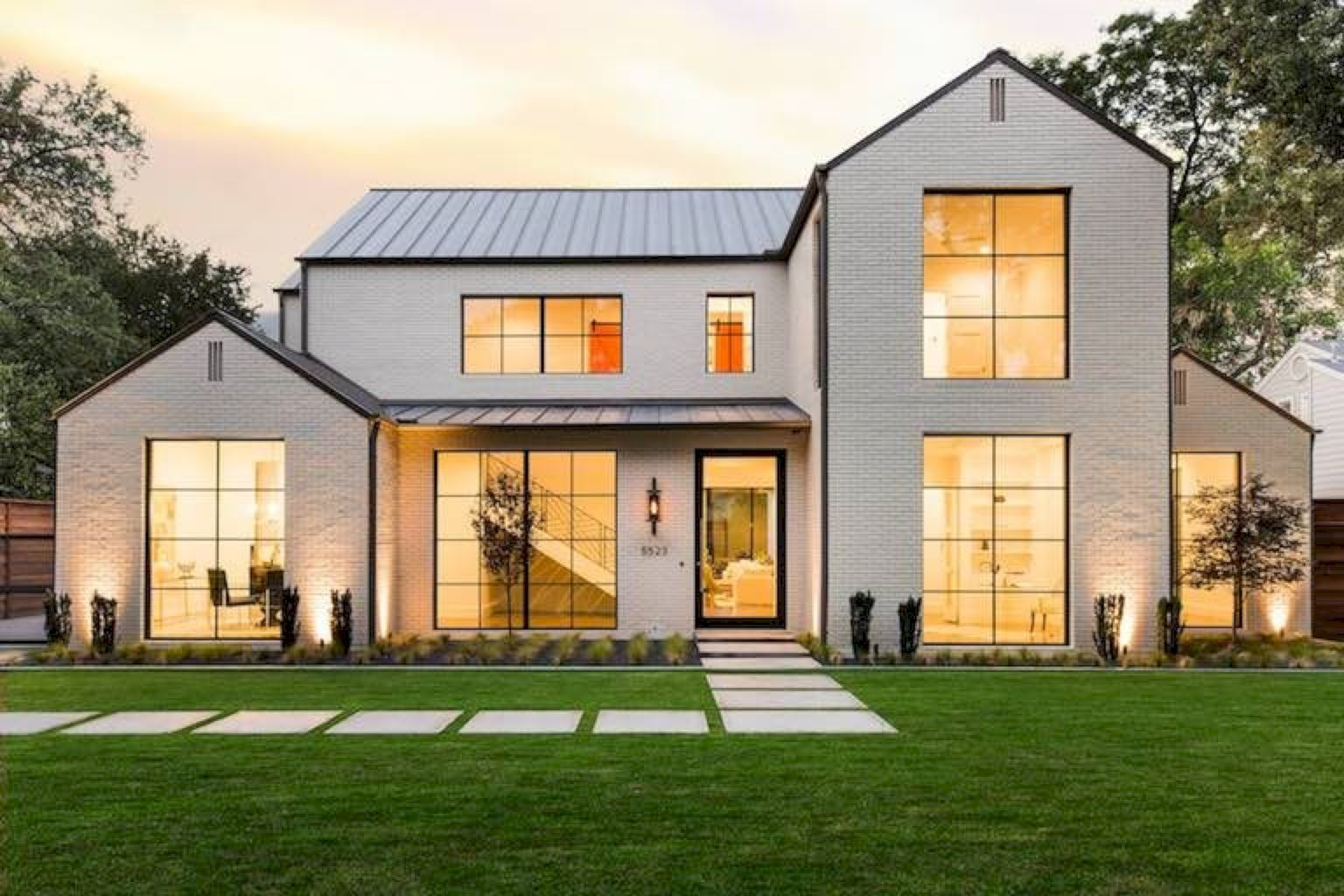 Modern Farmhouse Houston - Build on your lot Houston